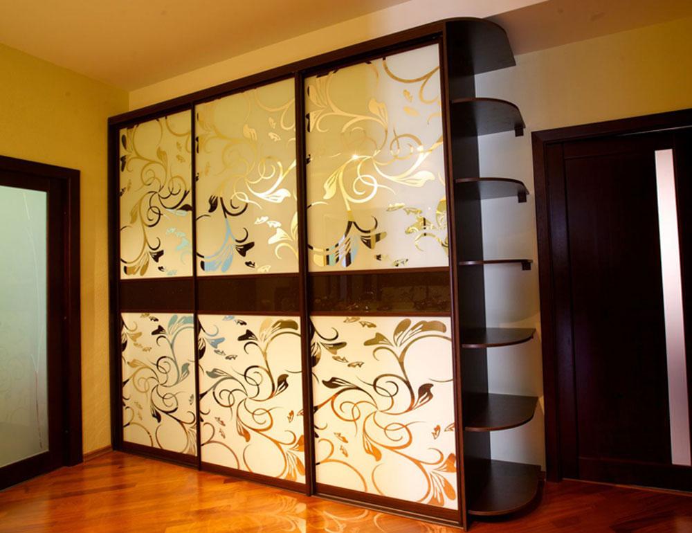 Фасад для шкафа: выбор дизайна и материала